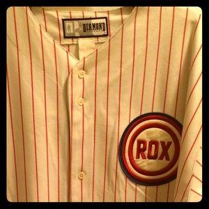 Lou Brock Minor League Baseball Jersey